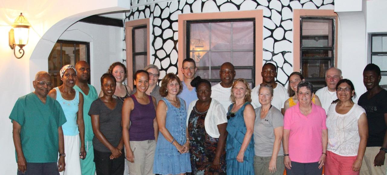 H3 Missions Volunteers in Haiti